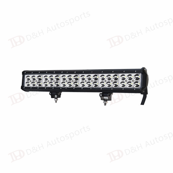Dual row Cree Led light bar 17 inch 108w