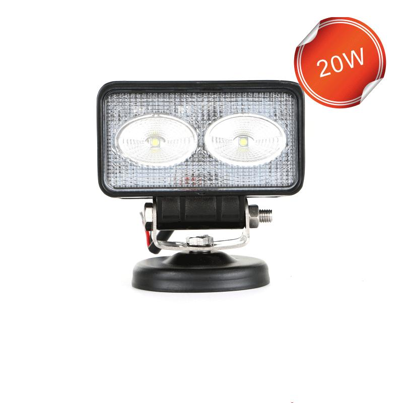 20W LED Driving Light LED Work Lamp LED Offroad Lights