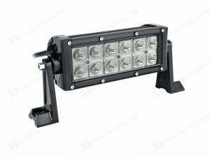 Double Row 7.5″ 36W CREE Led Work Light Bar For Off-road 4×4