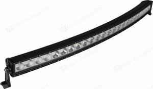 50 inch 240w 4x4 CREE Led car light,curved Led Light bar off road,Single row led Light bar