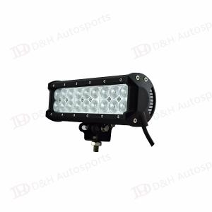 Dual row Cree Led light bar 9 inch 54w