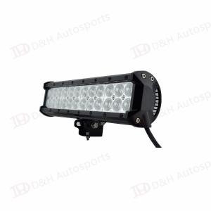 Dual row Cree Led light bar12 inch 72w