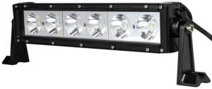 Single Row 13.5 inch 60W CREE Led Work Light Bar For Off-road 4×4