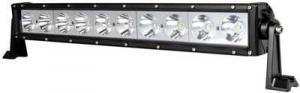 Single Row 21.5 inch 100W CREE Led Work Light Bar For Off-road 4×4