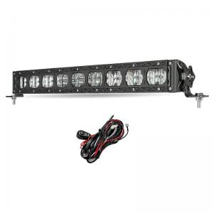 New Design High and low beam CREE led light bar 36W 72W 108W 144W 180W 252W 288W