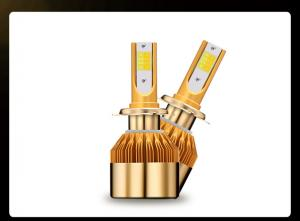 Dual color H4 9003 9004 H3 HB3 HB4 H7 H11 Hi low moving 38W 4800lm  LED Headlight Bulbs
